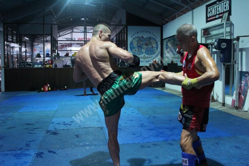 szkoła walki Hunter Gym